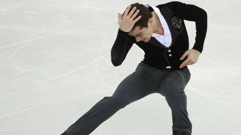 Radio 5 Actualidad - El patinador, Javier Fernández, confirma que se retira de la competición - Escuchar ahora