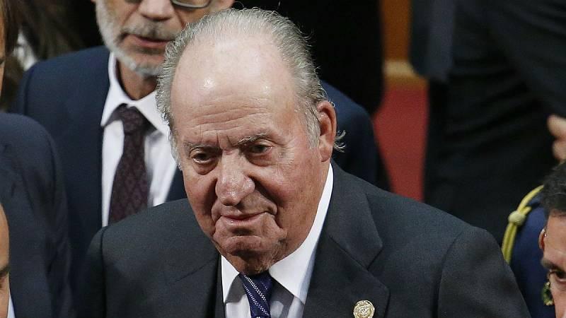 14 horas - El rey Juan Carlos asistirá al acto de la Constitución en el Congreso - Escuchar ahora