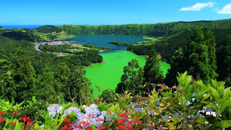Nómadas - Las Azores, donde vive el color - 02/12/18 - Escuchar ahora