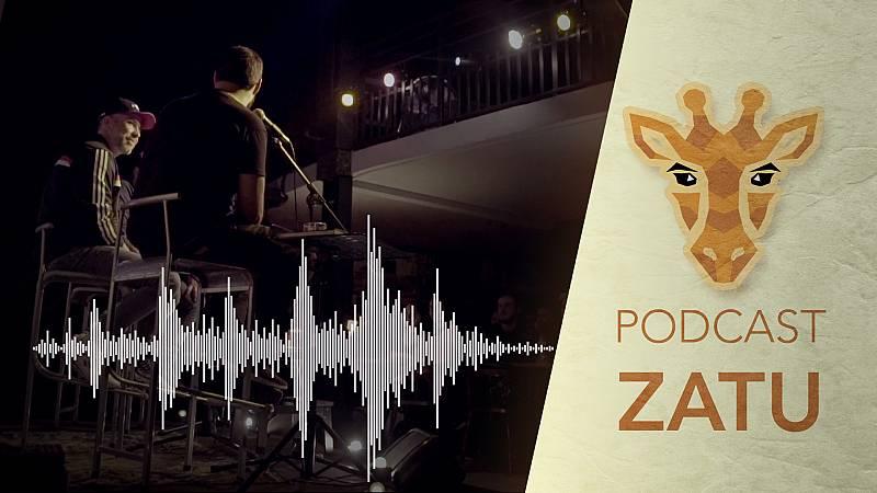 Jirafas, el podcast - Escucha ya el podcast de Jirafas con Zatu