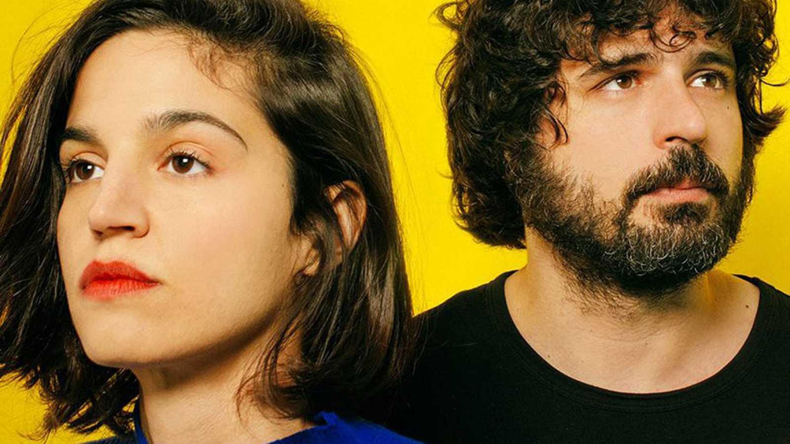 14 horas - María Arnal i Marcel Bagés, premio El Ojo Critico de RNE de Música Moderna - Escuchar ahora