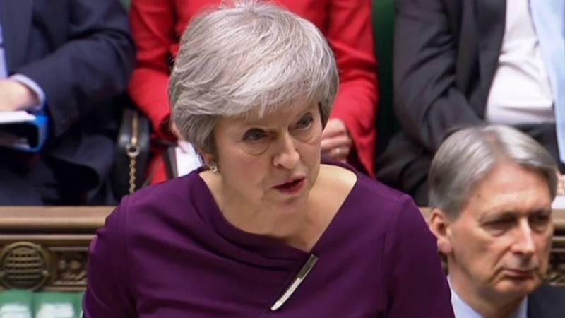 14 horas - El Parlamento británico debate el acuerdo del Brexit - Escuchar ahora