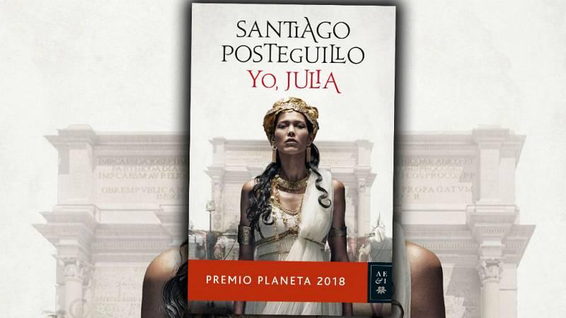 Esto me suena - Santiago Posteguillo nos habla de su novela 'Yo, Julia' - Escuchar ahora