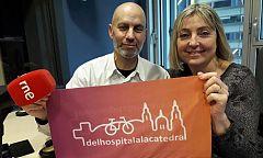 Més que esport - 'De l'hospital a la catedral', 1.150 Km en 17 dies