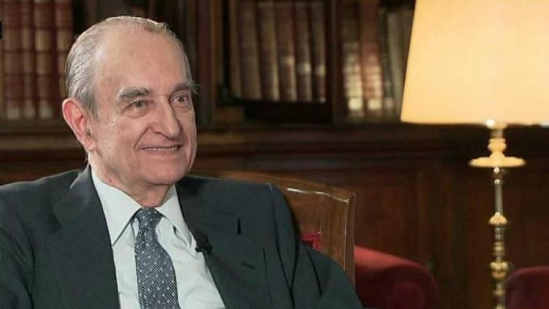Las mañanas de RNE con Íñigo Alfonso - Landelino Lavilla, uno de los impulsores del pacto constitucional - Escuchar ahora