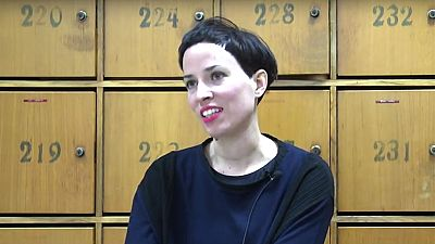 14 horas - La escultora June Crespo, premio El Ojo Crítico de RNE de Artes Plásticas - Escuchar ahora