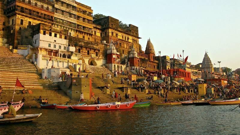 Nómadas - Benarés, el espíritu del Ganges - 16/12/18 - Escuchar ahora