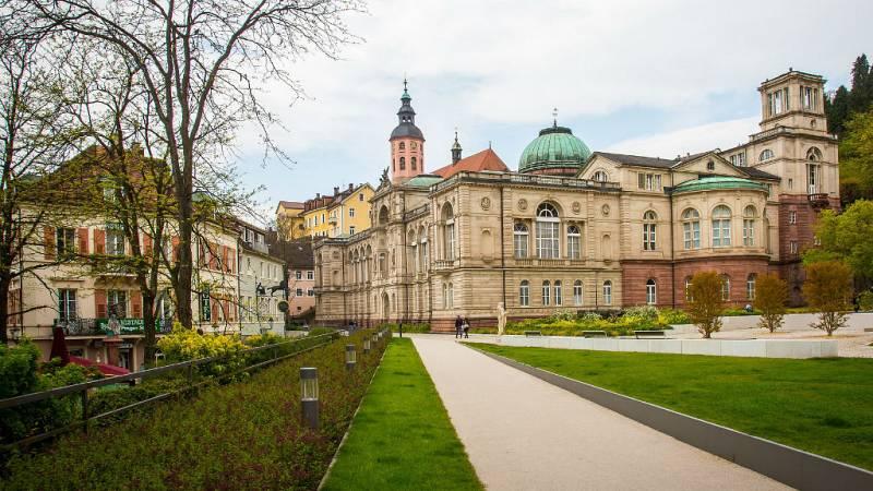 Nómadas - Baden-Baden, la fuente de la abundancia - 05/01/19 - Escuchar ahora