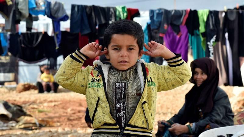 14 horas - Acnur denuncia la falta de protección de los niños refugiados - Escuchar ahora