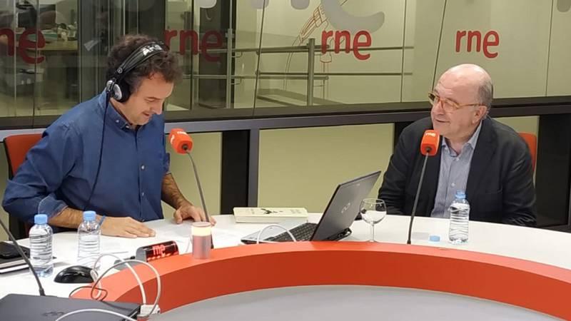"""Las mañanas de RNE con Íñigo Alfonso - Almunia: """"Todos nos tenemos que poner de acuerdo para ver qué reformas necesita nuestro sistema autonómico"""" - Escuchar ahora"""