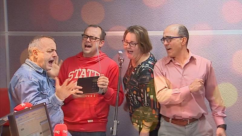 Radiopasión - Vamos a la cama - 24/12/18 - Escuchar ahora