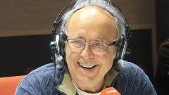 """No es un día cualquiera - Joan Manuel Serrat: """"En esta vida vale la pena estar para querer y para que te quieran"""""""