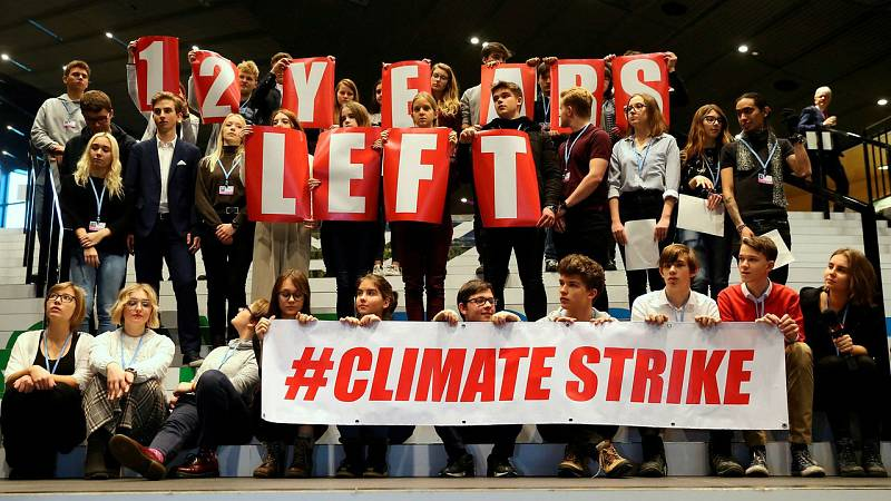 El calentamiento global es irreversible y el acuerdo de París ya tiene reglamento - Escuchar ahora