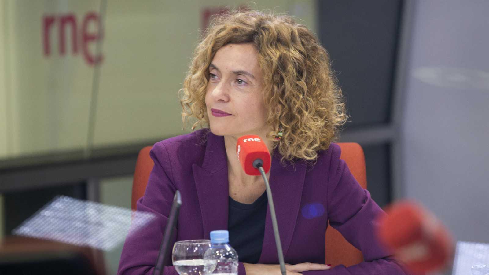 """Las mañanas de RNE con Íñigo Alfonso - Batet: """"Ha sido un acierto sacar el Consejo de Ministros de Madrid"""" - Escuchar ahora"""