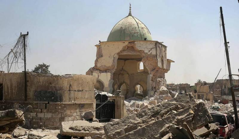 14 horas - Empieza la reconstrucción de la Mezquita de Mosul - Escuchar ahora