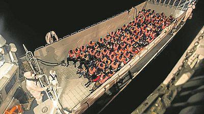 Españoles en la mar en Radio 5 - El Aquarius cesa en su actividad - 18/12/18 - Escuchar ahora