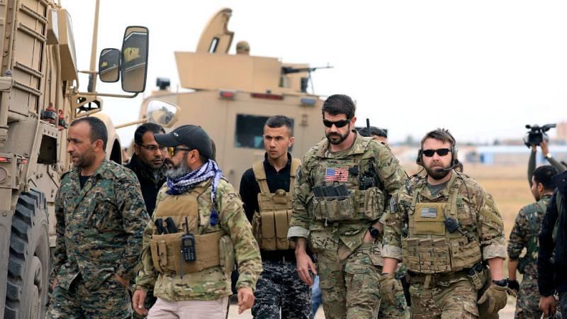 Cinco continentes - El papel de EEUU en la guerra de Siria - Escuchar ahora
