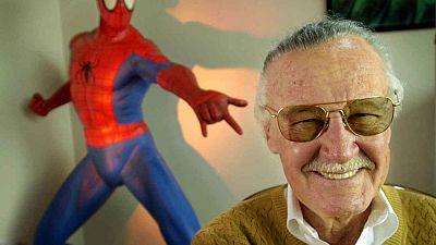 Memoria de delfín - Stan Lee, el padre de los superhéroes de Marvel - 29/12/18 - escuchar ahora