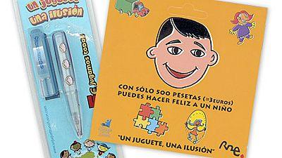 Ondas de ayer - El juguete, un derecho del niño - 21/12/18