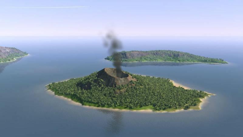 """Informativos fin de semana - 14 horas - Toharia """"El magma que se expande debajo del Krakatoa responsable del tsunami"""" - Escuchar ahora"""