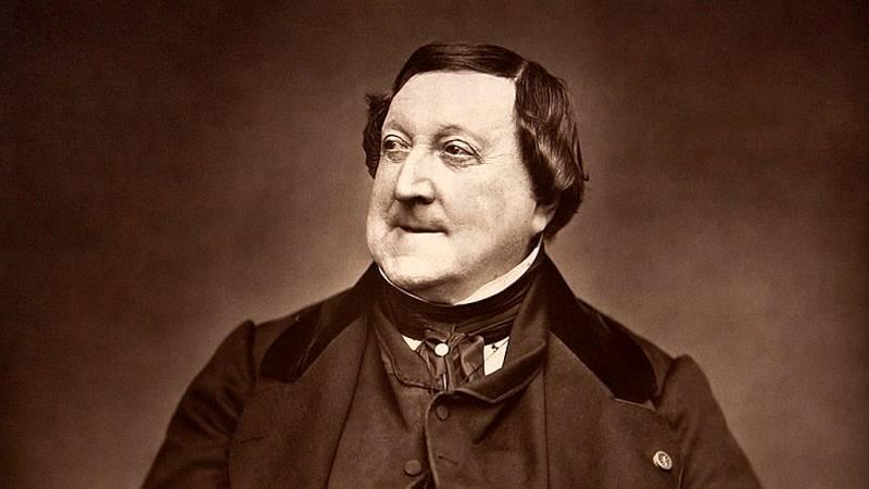 Cuaderno de notas - 'La Cenicienta'. 150 aniversario de la muerte de Rossini - 24/12/18 - Escuchar ahora
