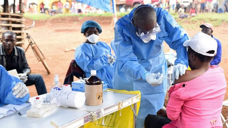 Boletines RNE - El ébola ha matado ya a 350 personas en la República Democrática del Congo - Escuchar ahora