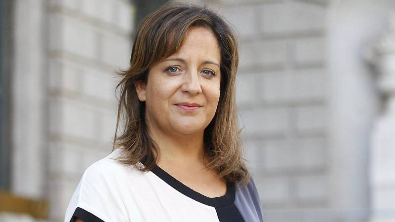 Las mañanas de RNE - Iratxe García (PSOE) ni confirma ni desmiente que Rubalca haya rechazado la petición de Sánchez de encabezar la lista socialista por Madrid - Escuchar ahora