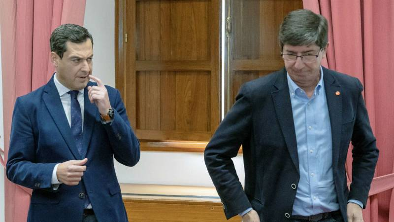 Las mañanas de RNE con Íñigo Alfonso - Se constituye el Parlamento andaluz tras el acuerdo PP y Cs - Escuchar ahora