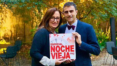 Las cuñas de RNE - 'Especial Nochevieja' en RNE con Carles Mesa y Elisenda Roca - Escuchar ahora