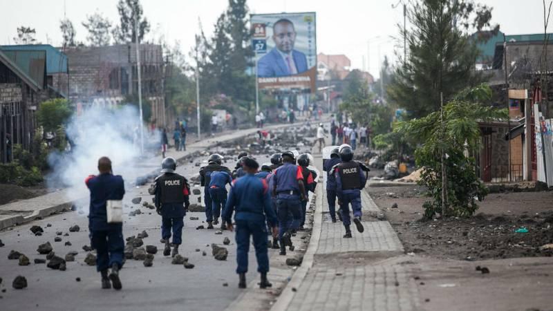 Cinco continentes - Bronca pre-electoral en R.D. Congo, la política de Ecuador y las costuras de la UE - 28/18/18
