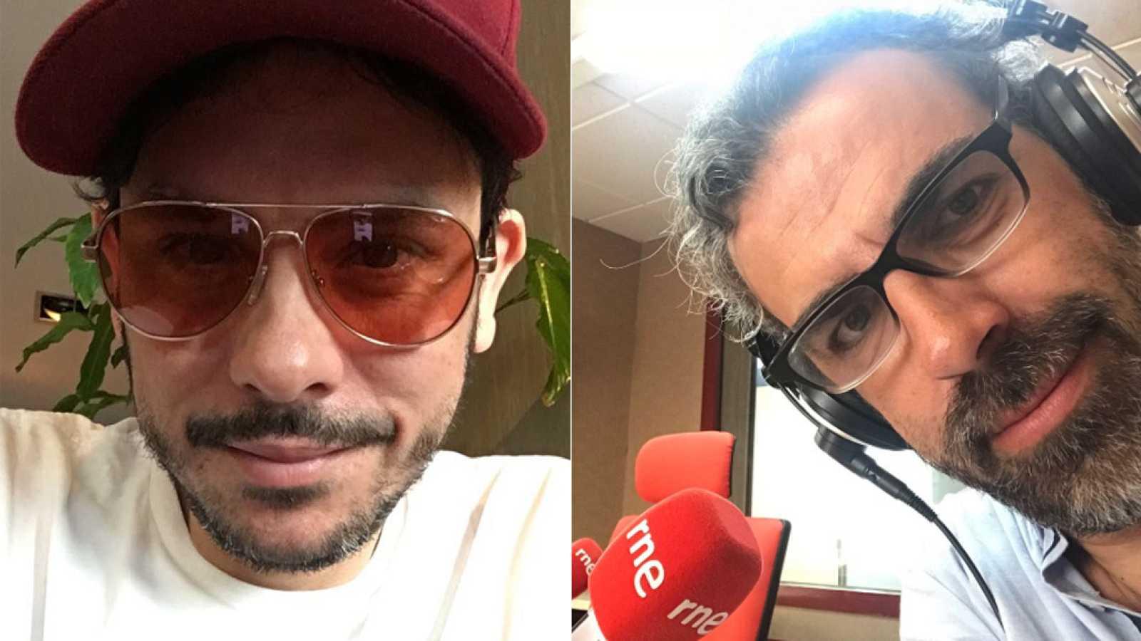 He venido aquí a hablar de lo mío - Miguel Ángel Hoyos y Lisandro Aristimuño - 02/01/19 - escuchar ahora
