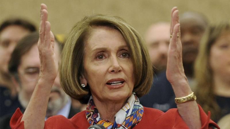24 horas - La demócrata Nancy Pelosi, nueva presidenta de la Cámara Baja de EEUU - escuchar ahora