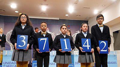 Sorteo de Lotería El Niño 2019 - Escuchar ahora
