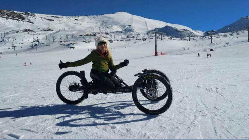 Todo Noticias - Mañana - Gema Hassen-Bey se prepara para coronar el Kilimanjaro en silla de ruedas - Escuchar ahora