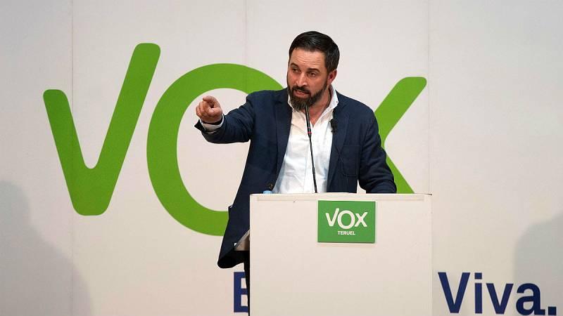 Boletines RNE - PP y VOX siguen negociando la investidura en Andalucía