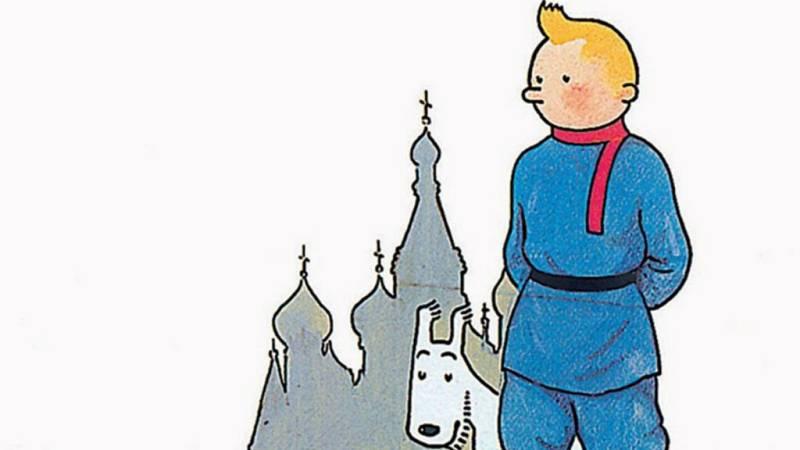 Las mañanas de RNE con Íñigo Alfonso - Bélgica celebra los 90 años del célebre personaje de cómic Tintín - Escuchar ahora