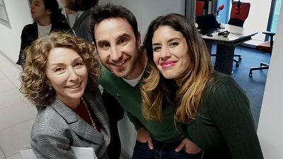 'Todos los caminos' con Dani Rovira y Paola García - escuchar ahora