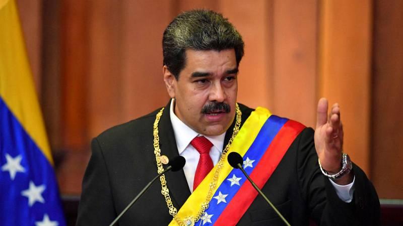 Boletirnes RNE - Nicolás Maduro jura su nuevo mandato con un fuerte rechazo internacional - escuchar ahora