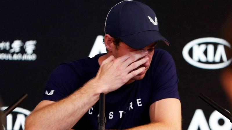 Las mañanas de RNE con Íñigo Alfonso - Andy Murray anuncia su retirada por su lesión de cadera  - Escuchar ahora