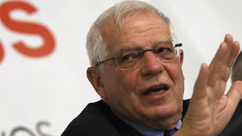 Radio 5 Actualidad - Borrell no se descarta como cabeza de cartel para las europeas - Escuchar ahora