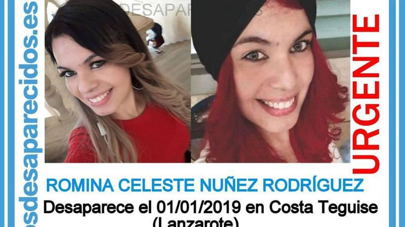 14 horas - Detenido el marido de una mujer desaparecida en Lanzarote - Escuchar ahora