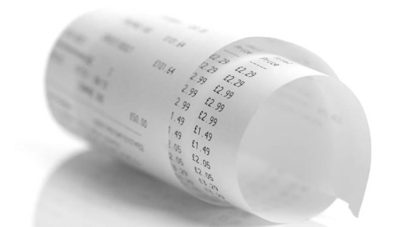14 horas - Tener tickets puede aumentar el riesgo de cáncer a causa del bisfenol-A que contienen - escuchar ahora
