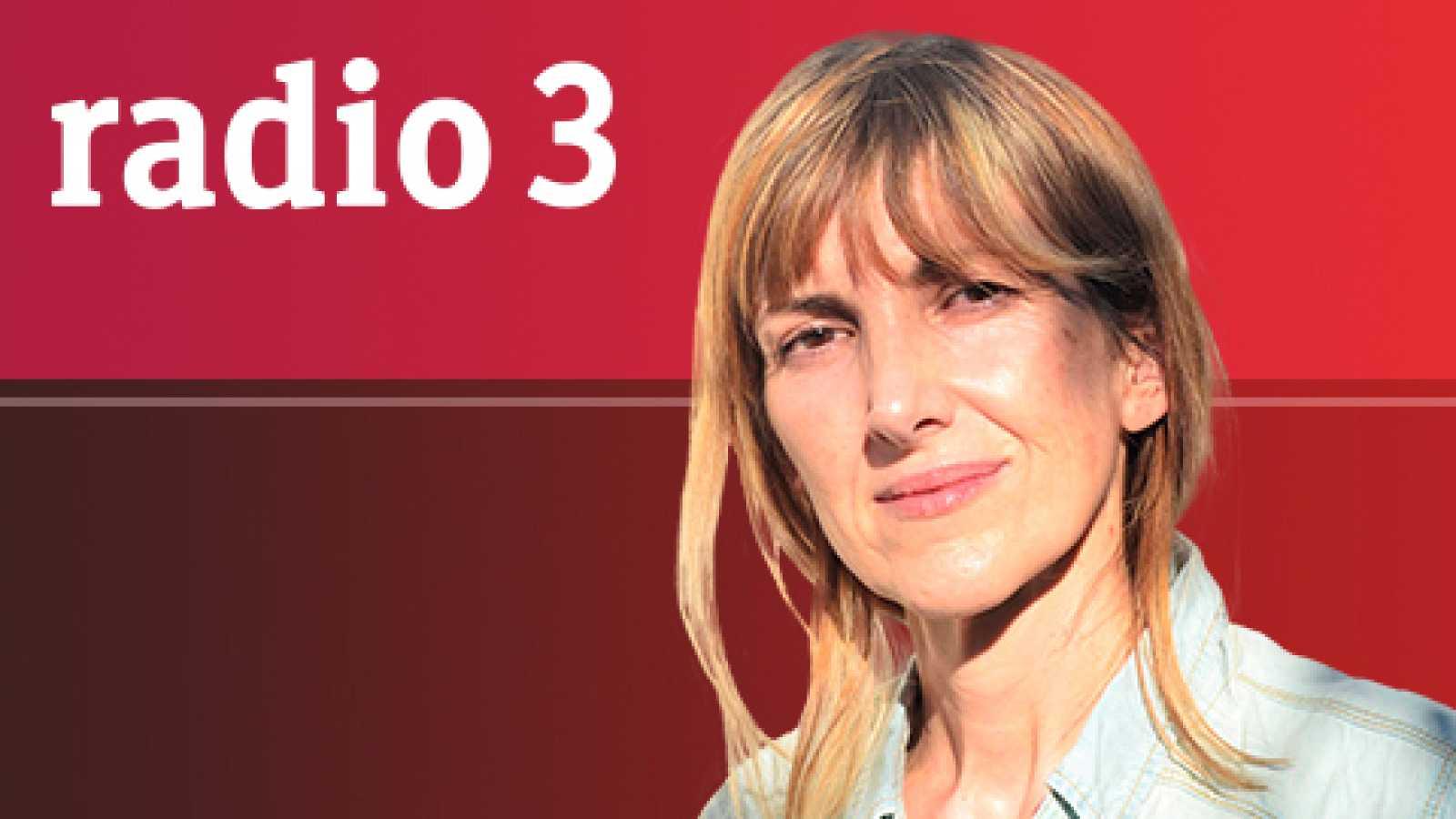 Efecto Doppler - Aixa de la Cruz, confesiones de una feminista - 15/01/19 - escuchar ahora