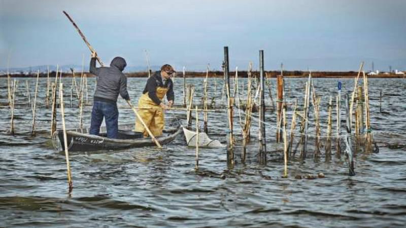 Españoles en la mar - Los músicos de las aguas - escuchar ahora