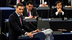 Europa abierta - Debate en Estrasburgo tras la intervención de Pedro Sánchez ante el Parlamento Europeo - 16/01/19