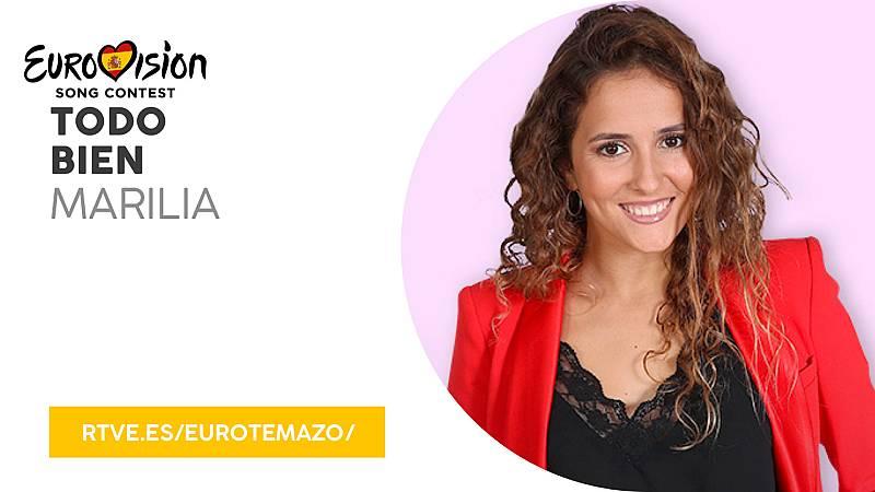"""Eurovisión 2019 - Eurotemazo: Escucha """"Todo bien"""" de Marilia"""