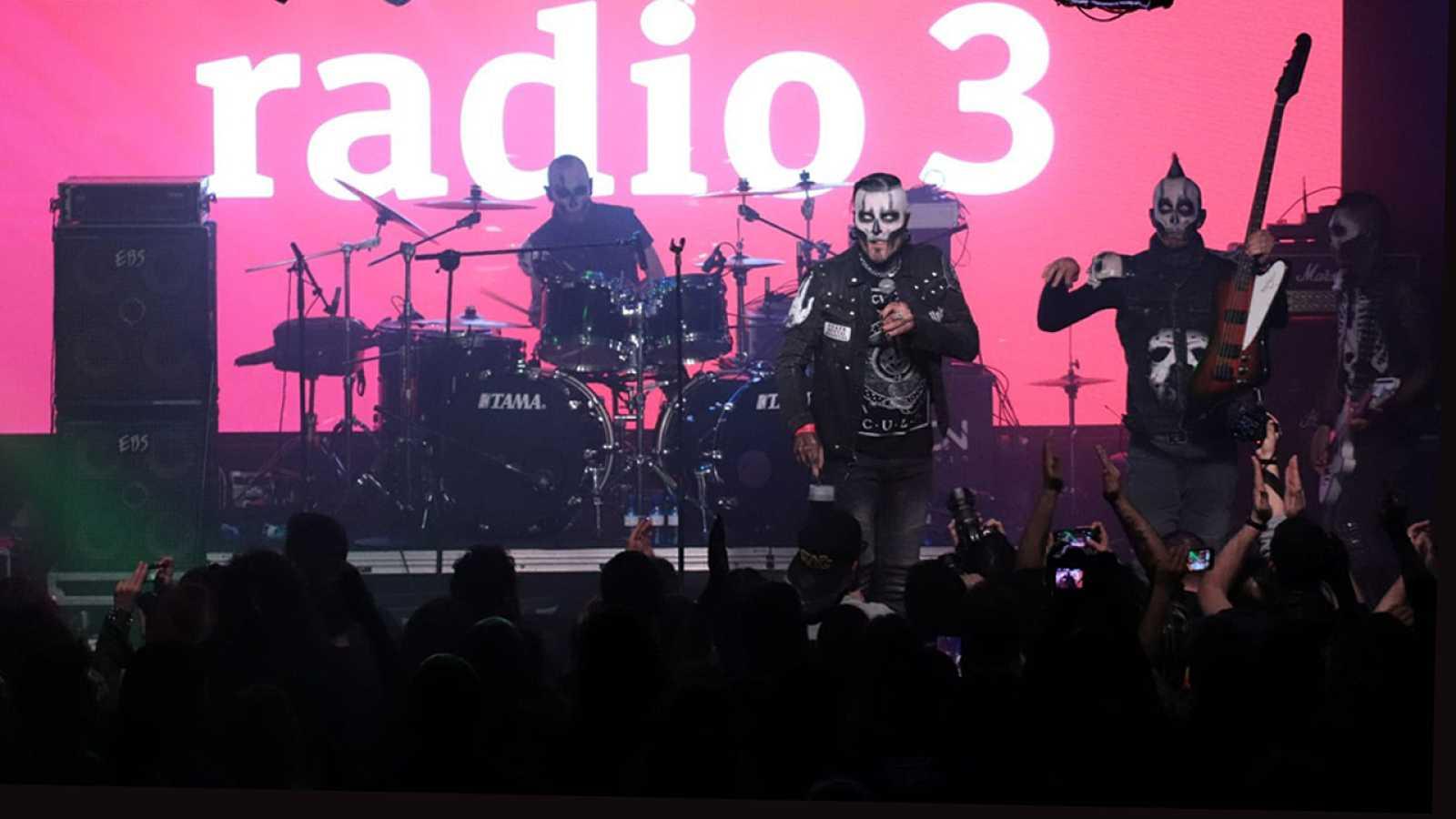 Especiales Radio 3 - X aniversario El Vuelo del Fénix - 17/01/19 - Escuchar ahora