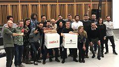 Hoy empieza todo con Ángel Carmona - Con Izal y Depedro en La Residencia de Radio 3 - 18/01/19