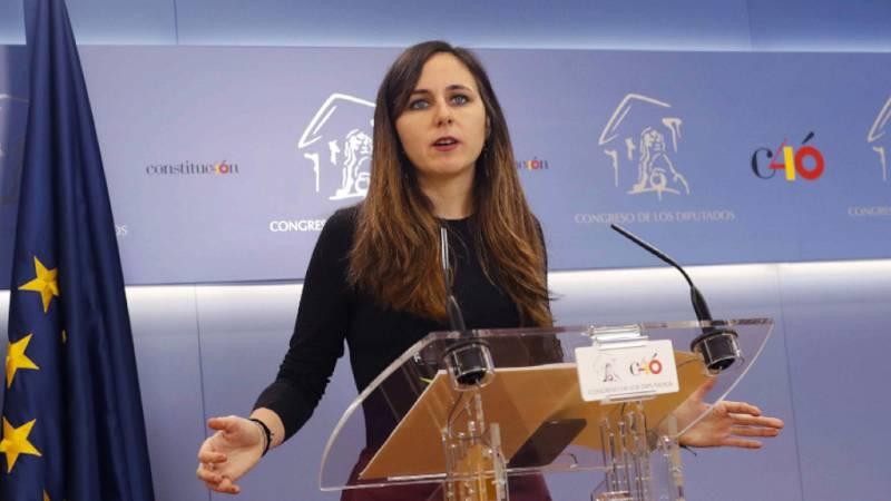 """Las mañanas de RNE con Íñigo Alfonso - Ione Belarra califica a Íñigo Errejón de """"desleal""""  - Escuchar ahora"""