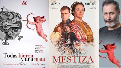 La Sala - Gloria Muñoz y Carlos Lorenzo, miradas al clásico; la gira de 'Jane Eyre' con Ariadna Gil y Abel Folk - 20/01/19 - escuchar ahora